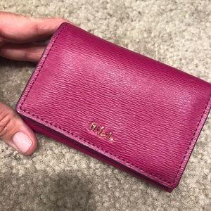 Brand new Ralph Lauren mini wallet